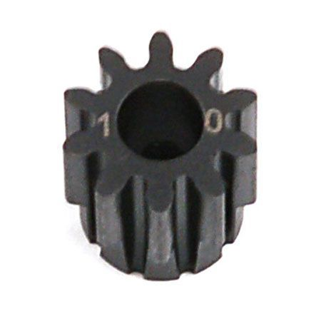 1.0 Module Pitch Pinion, 10T: 8E, SCTE Z-LOSA3570
