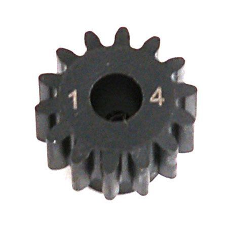 1.0 Module Pitch Pinion, 14T: 8E,SCTE Z-LOSA3574