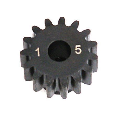 1.0 Module Pitch Pinion, 15T: 8E,SCTE Z-LOSA3575