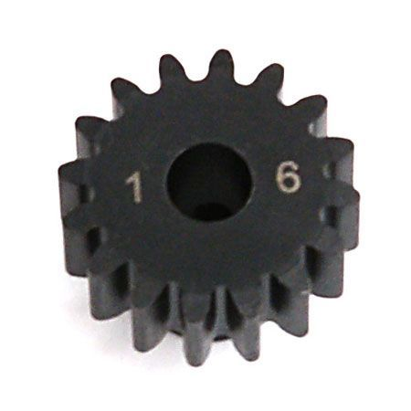1.0 Module Pitch Pinion,16T: 8E,SCTE Z-LOSA3576
