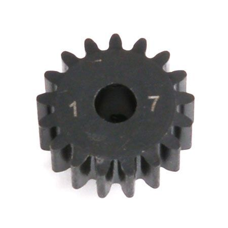 1.0 Module Pitch Pinion, 17T: 8E,SCTE Z-LOSA3577