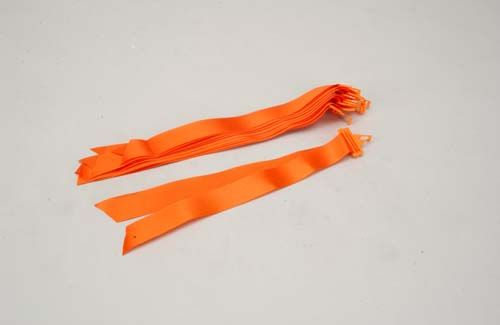 27MHz Frequency Pennant - Orange(Ea