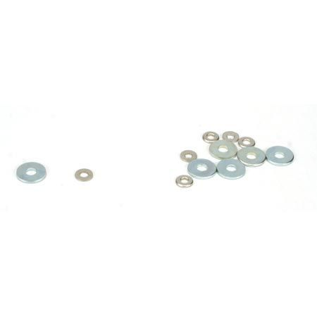 3.6 x 10mm Washers (6) Z-LOSA6355