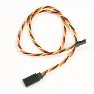 45Cm 22Awg Jr Twisted Extension Wire ET0736J