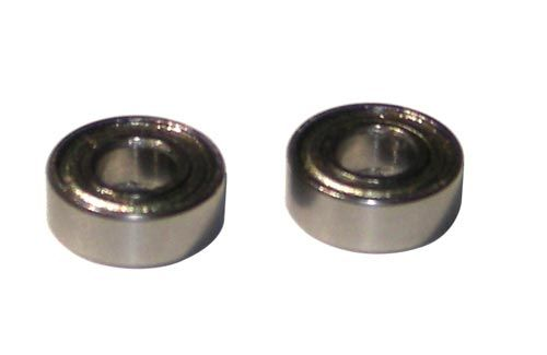 Ball Bearing (5 x 11 x 4mm) (2 pcs)
