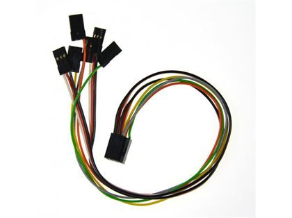 Bavarian Demon 250Mm Receiver Connection Cable For Cortex, 3X & 3Sx 92773