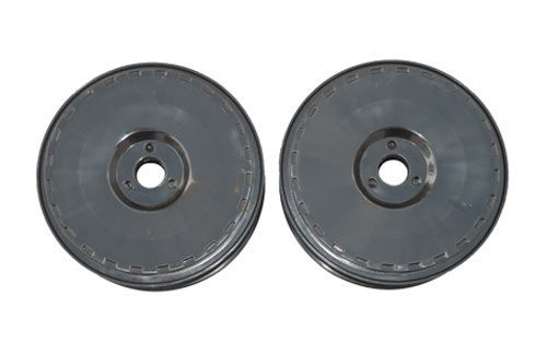 Black Buggy Wheels(2pcs)-Optimus GP