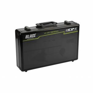 Blade mCPX Carry Case with Display Window (Black) BLH3548