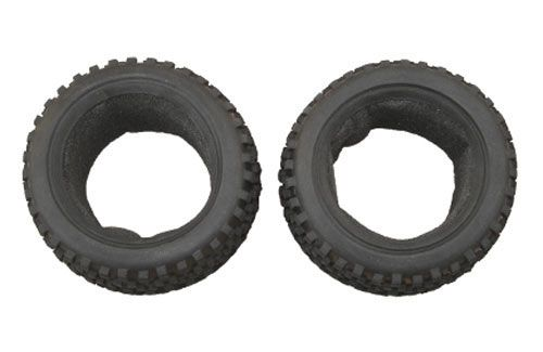 Buggy Rear Tyres w/foams (2pcs)