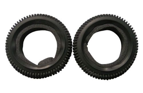 Buggy Tire w/foam(2pcs)-Optimus/XL