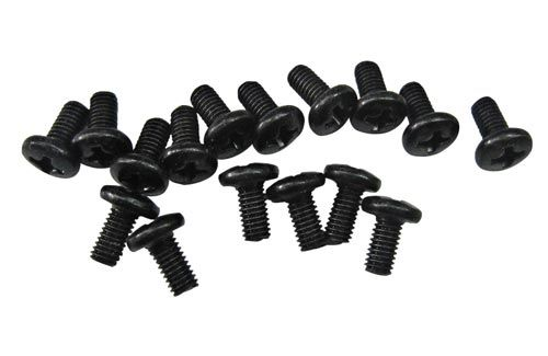 DHK Buttonhead Screw (Bm3x6mm) (16 Pcs)