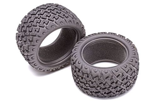 DHK Cage-R - Tyre With Foam (Unglued)