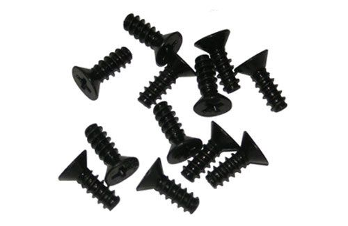 DHK Flathead Screws Kb4*11.5Mm (12 Pcs)