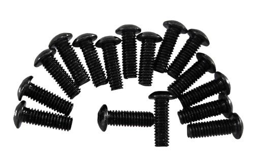 DHK T-Head Hex Screws (Tm4x12mm) (16 Pcs)