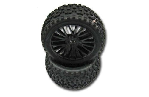 DHK Wolf - Rear Tyres