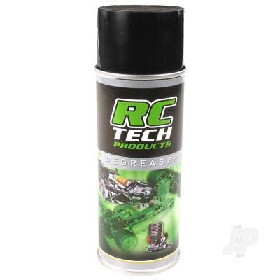Ghiant RC Tech Degreaser/Cleaner Spray RC Cars (400ml) 4401810