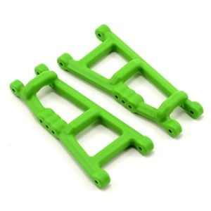 Green Rear A-Arms For Traxxas Electric Stampede Or Rustler RPM80184