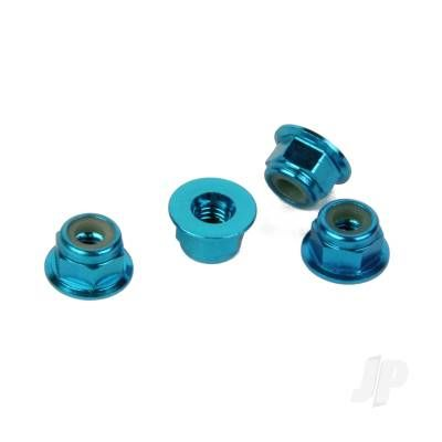 Helion Machine Serrated Axle Nuts (Conquest) HLNA1091
