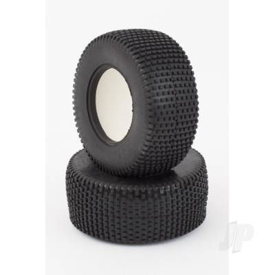 Helion Tires and Foam, Square Lug (Dominus 10SC) HLNA0418