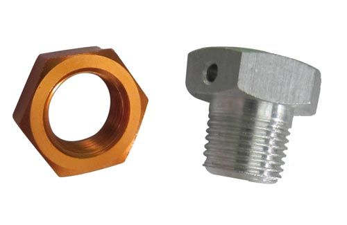 Hex Adapter/Nut-M12