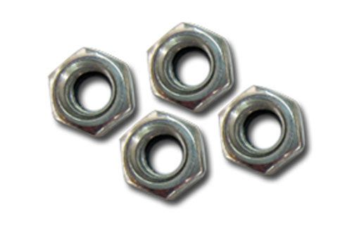 M6 Lock Nut (4 pcs)