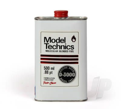 Model Technics D-3000 Diesel Racing 1/2 litre 5515316