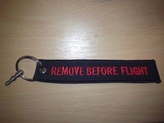 ModellbauUK Remove Before Flight Fuel Dot