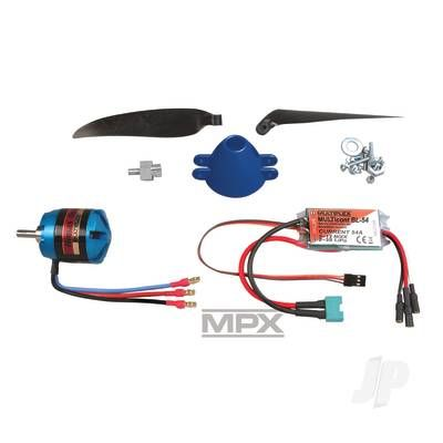 Multiplex Blizzard Tuning Set 332643 MPX332643