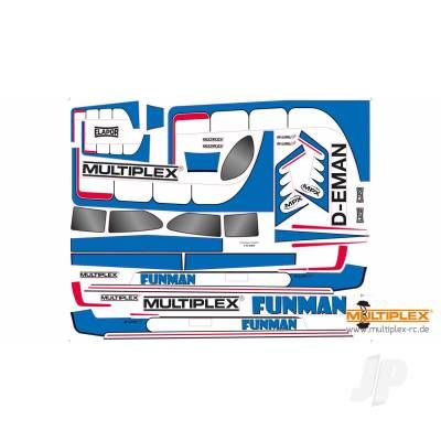 Multiplex Decal Funman 724397 MPX724397