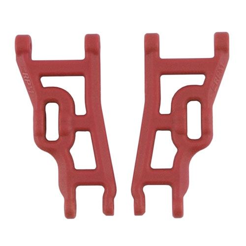 RPM Elec. Rustler & Stampede Front Arms Red RPM80249