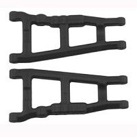 RPM Front Or Rear A-Arms For Traxxas Slash 4X4 - Black 1Pr RPM80702