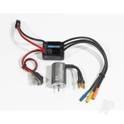 Radient Reaktor Brushless Combo, NS-30A 4000kV 2P-2435 RDNA0073