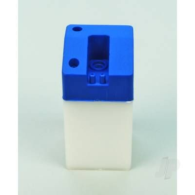 SLEC SL88 4oz Square Fuel Tank (Blue) 5509745