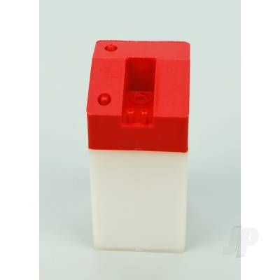 SLEC SL88A 6oz Square Fuel Tank (Red) 5509750