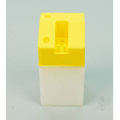 SLEC SL88B 9oz Square Fuel Tank (Yellow) 5509755