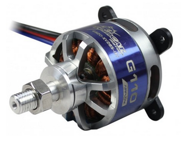 TomCatMotor Tomcat G110 Brushless Motor For 110 (20Cc) Class Airplanes