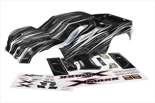 Traxxas Body, X-Maxx, ProGraphix (graphics are printed,requires pain TRX7711X