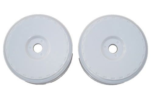 White Buggy Wheels(2pcs)-Optimus/XL
