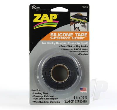 Zap PT101 Silicone Tape Waterproof (1) 5525750