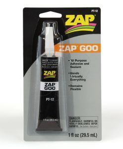 Zap PT12 Zap Goo 1oz 29.5ml 5525695 5525695 -The ModelShop