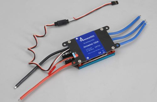 Arrowind Brushless ESC-100A Opto