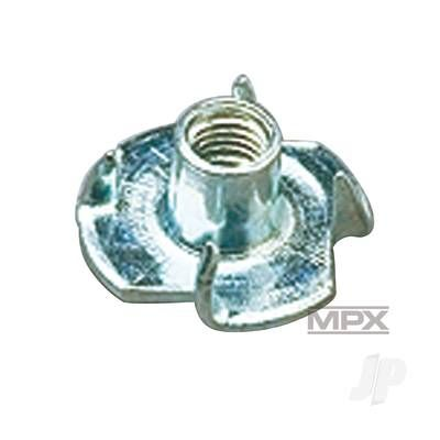 Captive Nuts M5x8 10pcs 713332