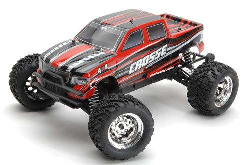 DHK Crosse 1/10 Brushless 4WD EP RTR C-DHK8137
