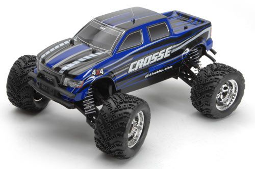 DHK Crosse Brushed 1/10 Scale 4WD EP RTR C-DHK8136