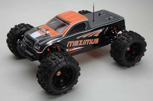 DHK Maximus 4WD 1/8th Scale EP Truck RTR C-DHK8382R