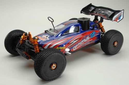 DHK Optimus 1/8th Scale 4WD GP Buggy RTR C-DHK9381