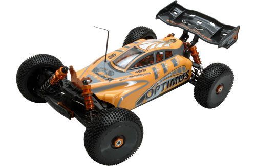 DHK Optimus 4WD 1/8th Scale EP Buggy RTR C-DHK8383