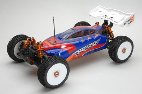 DHK Optimus XL 4WD 1/8th Scale EP ARTR Buggy C-DHK8381R