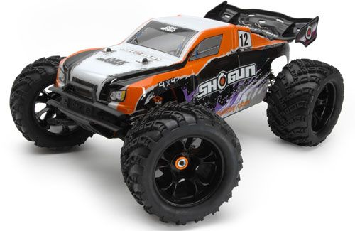 DHK Shogun 1/8 Brushed 4WD EP RTRC-DHK8385
