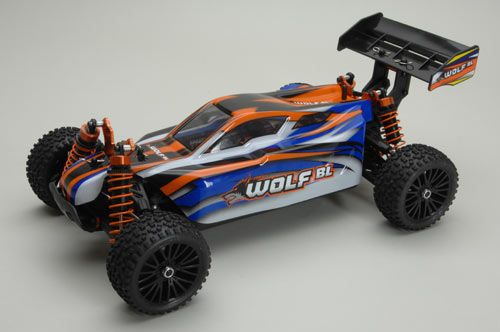 DHK Wolf BL EP 4WD RTR 1/10th Scale C-DHK8131